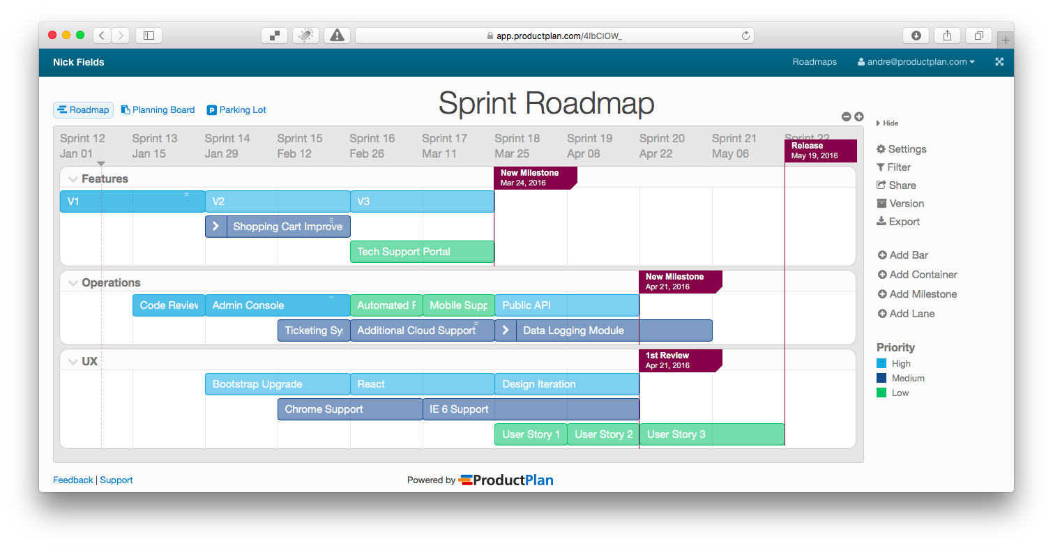 sprint roadmap template ux research methods templates resume