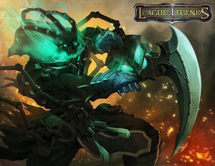 Pin By Rosie Wannan On Thresh Improvements League Of Legends Lol