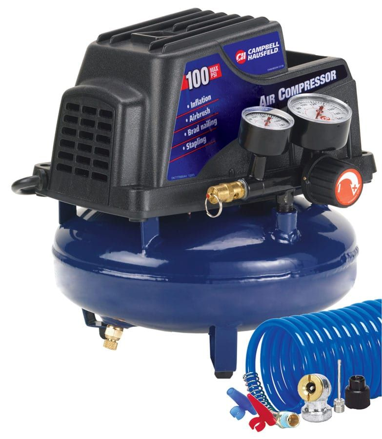 The 11 Best Air Compressors {For Home Garage, Painting