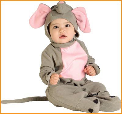 Baby Halloween Costumes Baby Elephant Costume  sc 1 st  Pinterest & Baby Halloween Costumes Baby Elephant Costume | trick or treat ...
