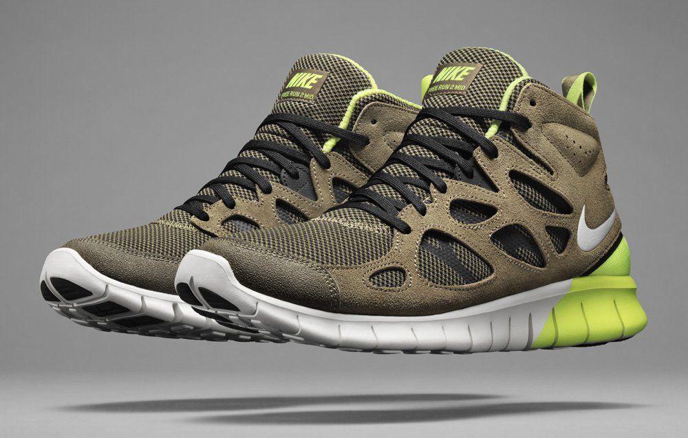 detailed look c331a d0b1f Nike Free Run 2 Mid