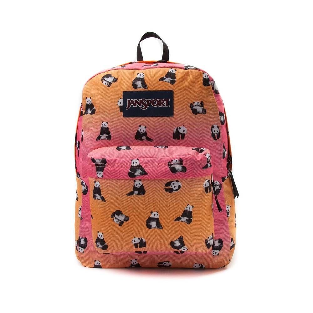 JanSport Superbreak Panda Bears Backpack   Christmas   Pinterest ...