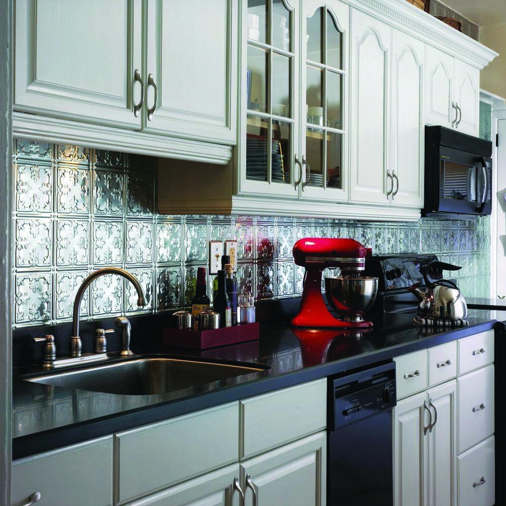 Fresh Brushed Metal Kitchen Cabinets Tips For 2019 Metal Kitchen