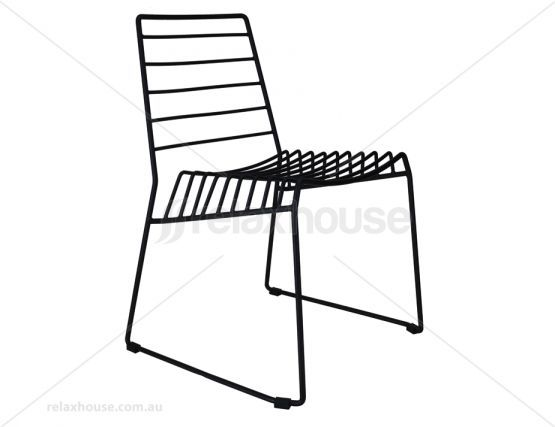 This Black Wire Chair Is Great As An Black Wire Dining Chair Or An Outdoor  Metal Mesh Cafe Chair. Use The Black Wire Modern Chair U0026 Modern Furniture  Style ...
