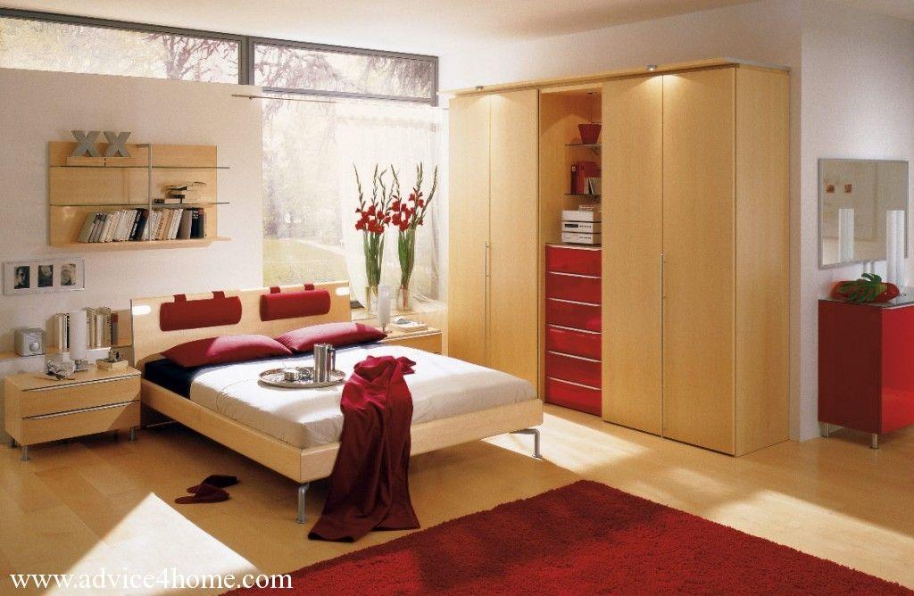 Red And Beige Room Images | Images Of Modern Bad Room Designs Beige Red  Contrast Bedroom
