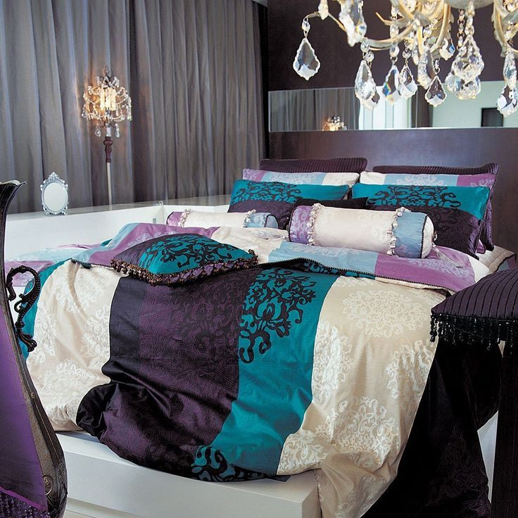 Purple And Turquoise Bedroom Ideas Part - 18: Best 17+ Turquoise Room Ideas For Modern Design And Decor