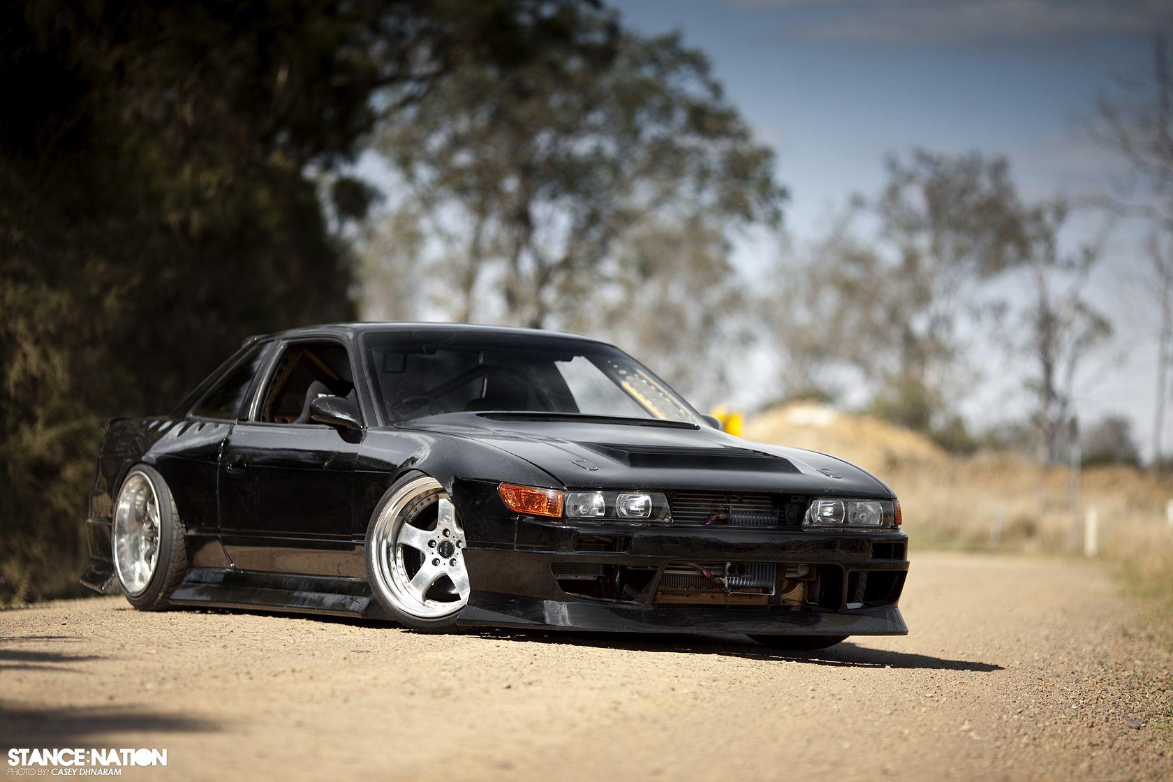 S13 Stance Retro cars, Japanese cars, Drifting