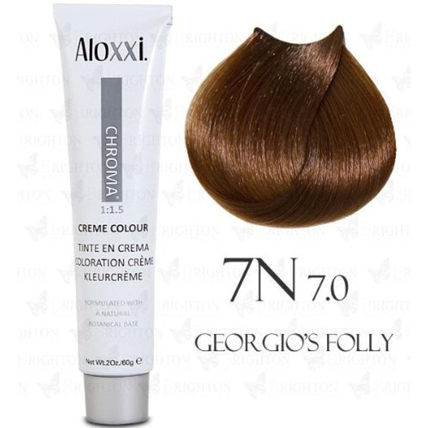 Aloxxi Chroma Permanent Creme Colour 2 Oz 7n Med Natural Blonde Details Can Be Found By Clicking On The Image This Is An Affilia Creme Color Creme Color
