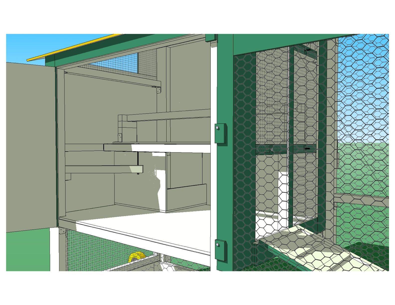 Chicken Coop House Plans Gallery Decor8rgirlcom