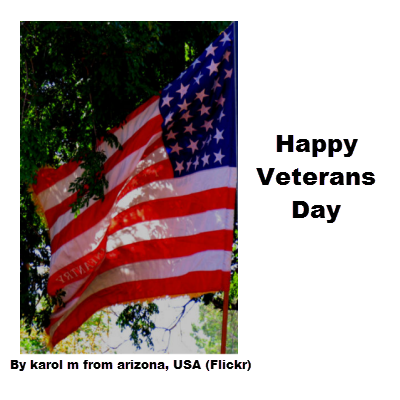 U.S. Veterans > Thank you for your service to our country