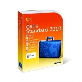 Microsoft Office Standard 2010 Product Key