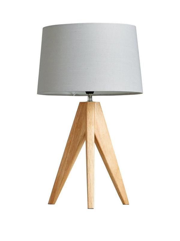 Thea tripod table lamp tripod table lamp drum shade and tripod thea tripod table lamp aloadofball Choice Image