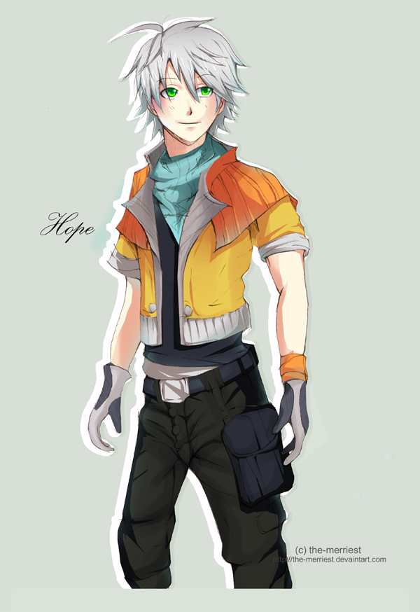 Hope Estheim by ~the-merriest on deviantART Hope Estheim, Ff Game, Noctis