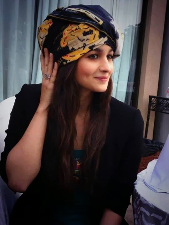 Image result for alia turban
