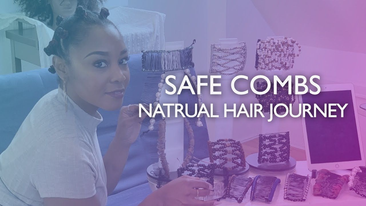 3 Natural Hair Journey Styles 1 HairZing (promo)