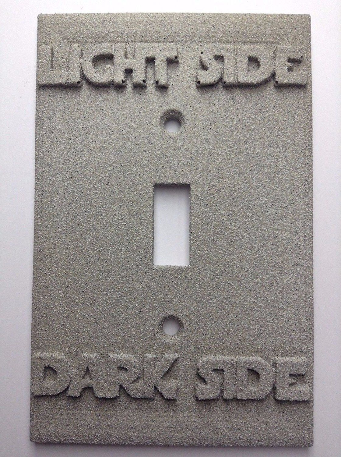 Kitchen Light Switch Covers Amazon Star Wars Lightdark Side Light Switch Cover Custom