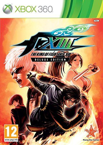 The King of Fighters XIII Deluxe Edition Xbox 360 * Details can be found by clicking on the image. Note:It is Affiliate Link to Amazon.