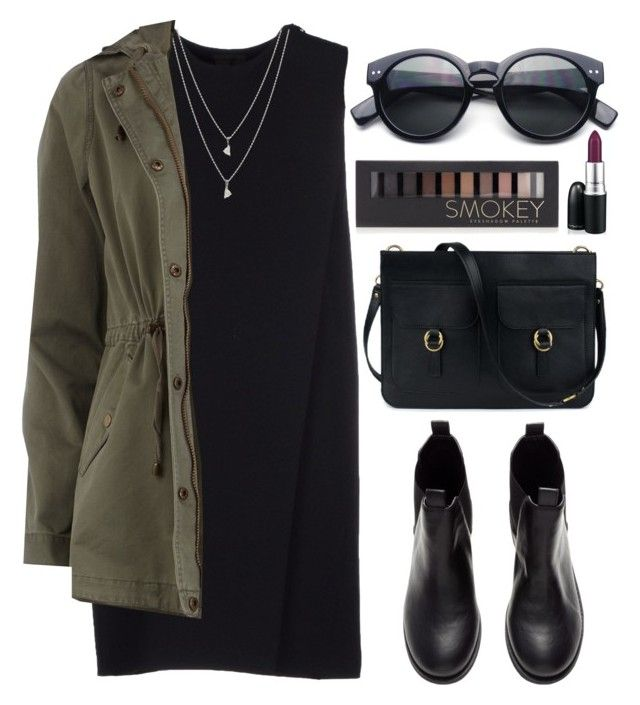 """""""#22"""" by mandyhoran1 ❤ liked on Polyvore featuring Alexander Wang, Maison Margiela, Dorothy Perkins, H&M, Forever 21 and MAC Cosmetics"""