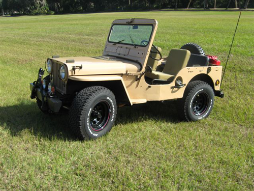 1951 M38 Willys Jeep Photo Submitted By Bob Newbold Willys