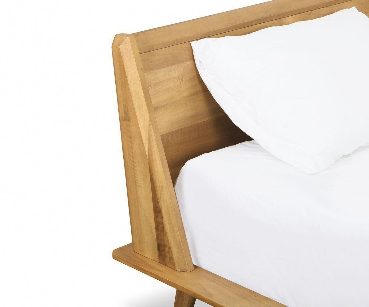 Best Bolig Bed Modern Bed Chic Bedroom Design Mid Century 400 x 300
