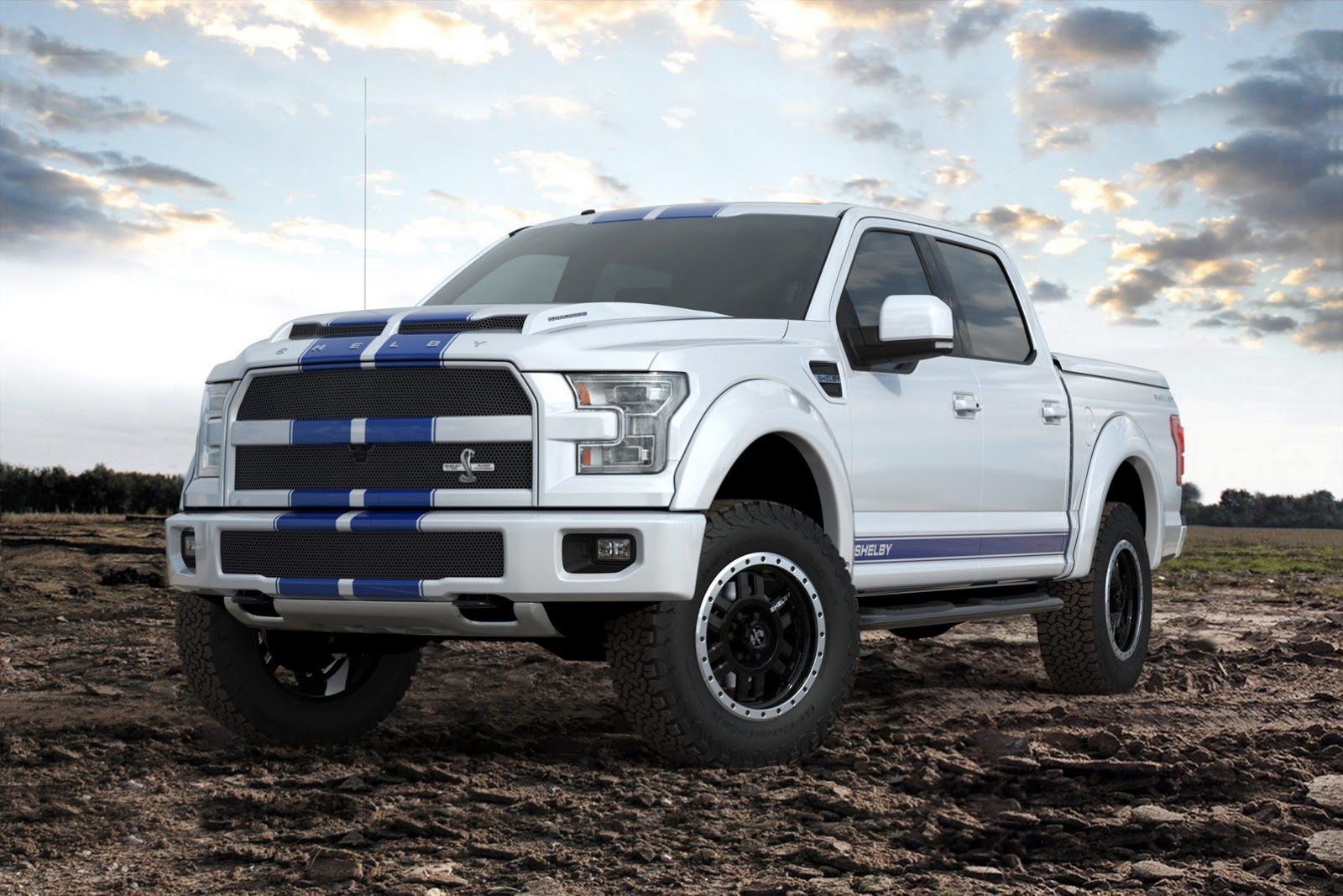 Can T Wait For The 2017 Ford F 150 Raptor Here S The 2016 Shelby