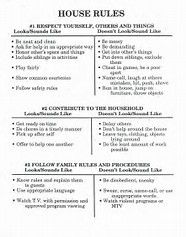 Image result for logical consequences house rules