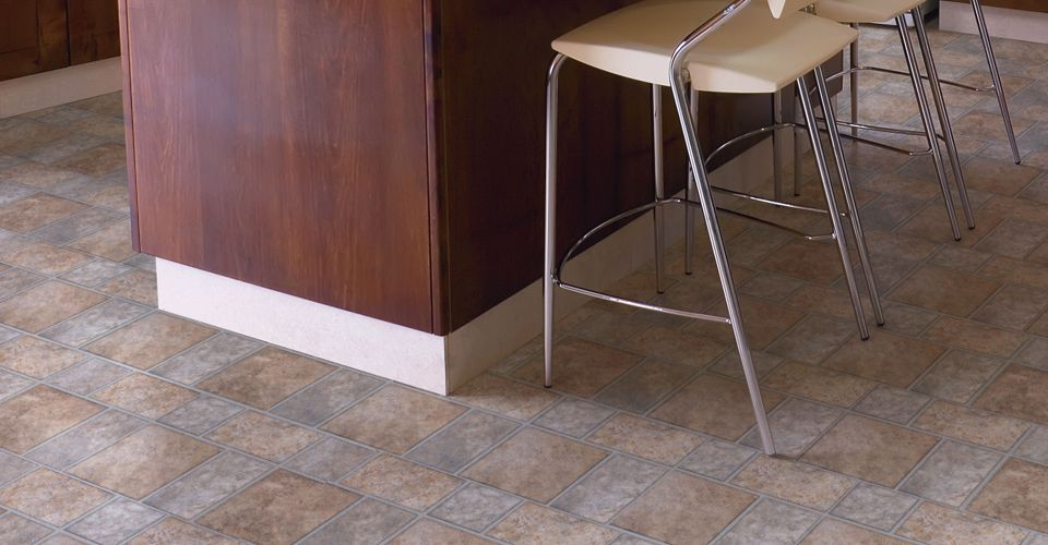 Yukon Tan With Easy Gripstrip Installation Vinyl Plank Resilient Flooring Has Never Been This To Install And Looked Realistic