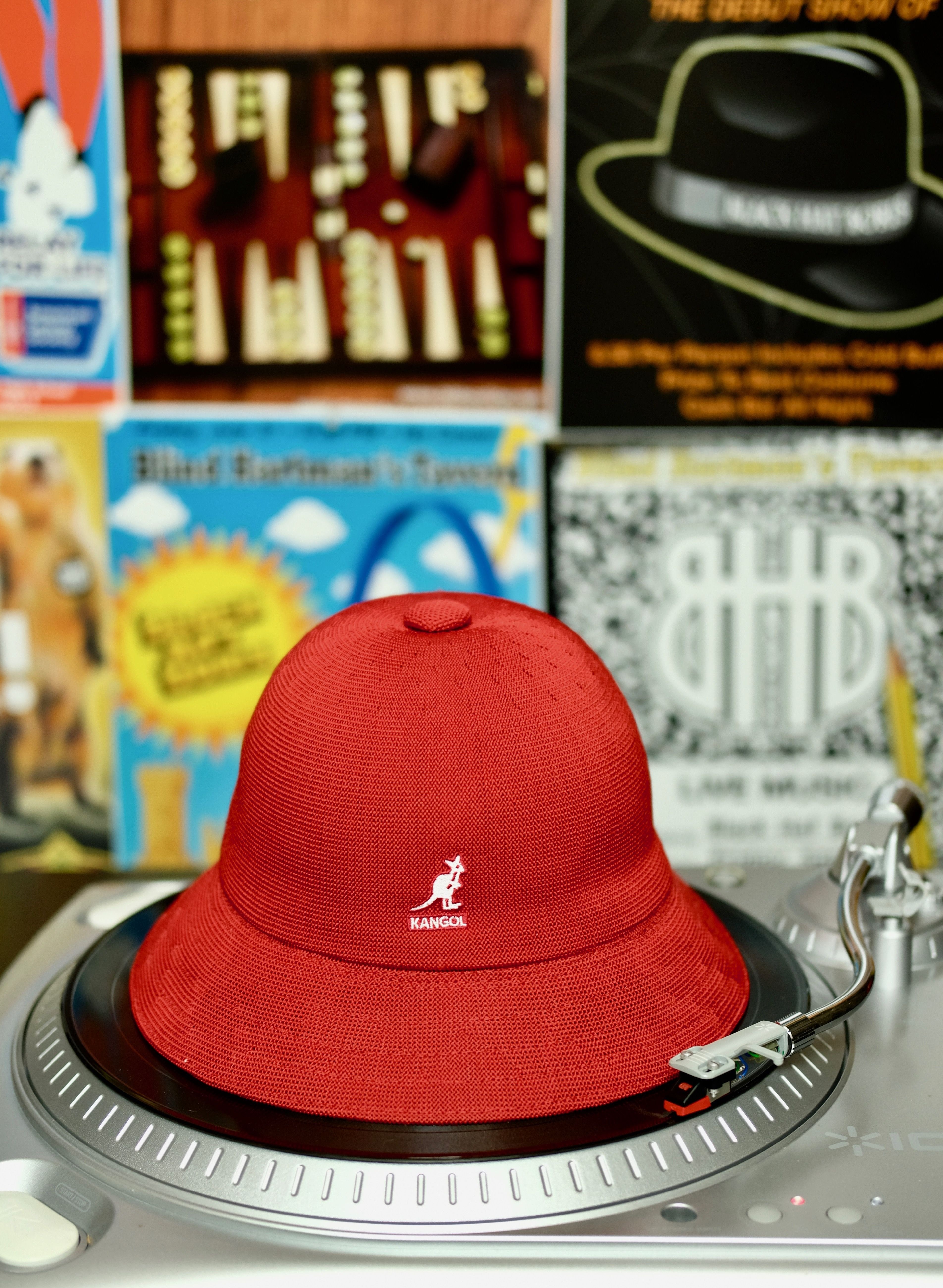 7f0613a038f The KANGOL Tropic Casual is a version of the original iconic hat that was  on the scene when turntablists