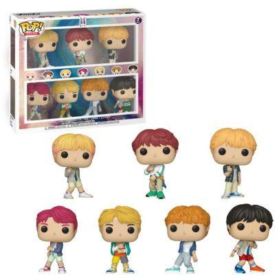 99 99 Bts 7 Pack Exclusive Pop Toys Vinyl Figures Pop Vinyl Figures