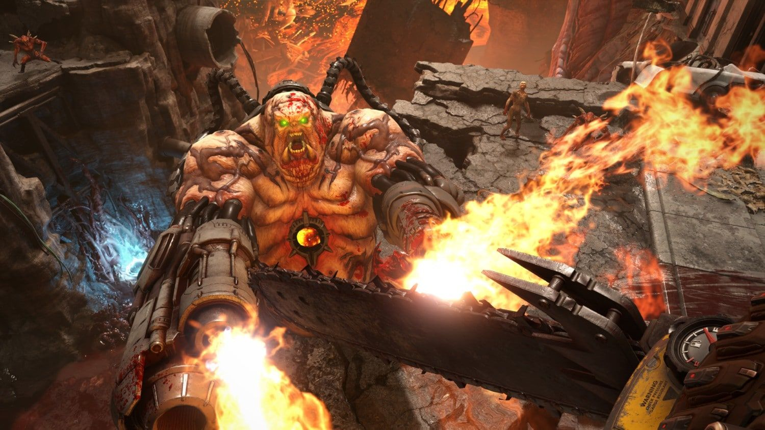 Doom Eternal Developer Multiplayer as satisfying as