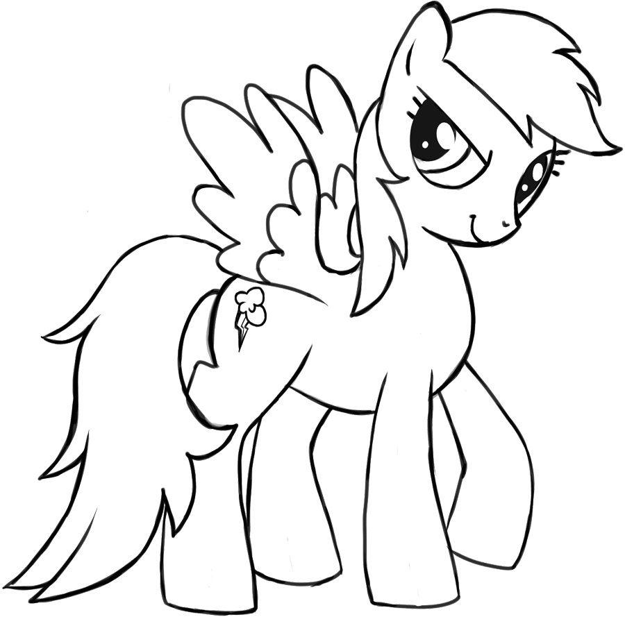Kolorowanki Z Bajki Kucyki Pony Do Wydruku Pokoloruj Swiat My Little Pony Coloring Horse Coloring Pages Rainbow Cartoon