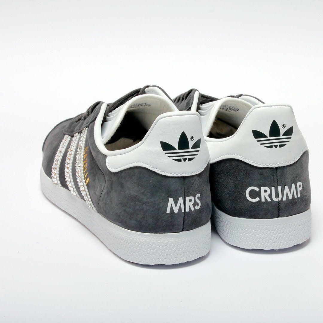 Adidas Gazelle Wedding Shoes - Wedding