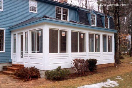 Sunrooms NH MA | Boardwalk North