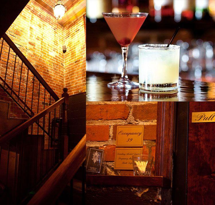 Bathtub gin co seattle a speakeasy style bar in the