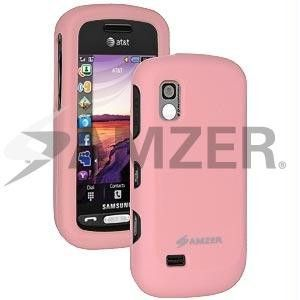 Amzer Silicone Skin Jelly Case - Baby Pink