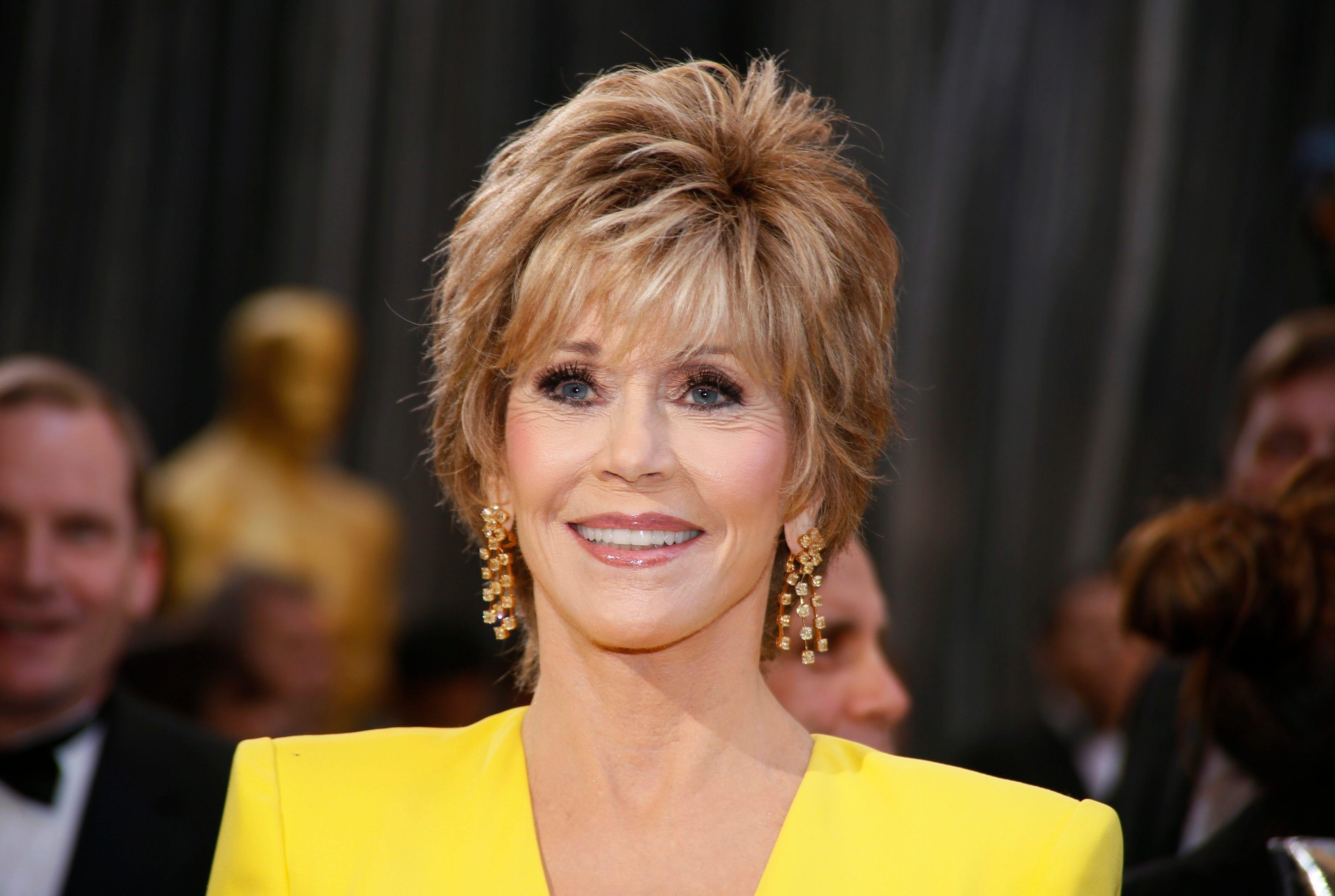 Jane Fonda I knew about Harvey Weinstein and kept quiet