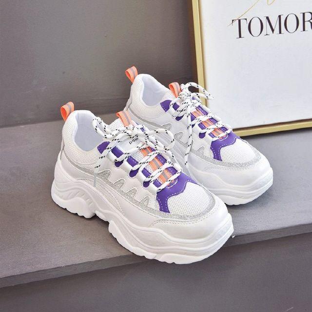 Ghim Của Alysia Dika Tren Sepatu Trong 2020 Giầy Sneaker Nữ Giay Nữ Thời Trang