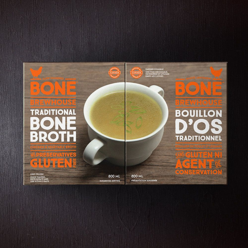 Our Traditional Bone Broth is available at Costco! Bone