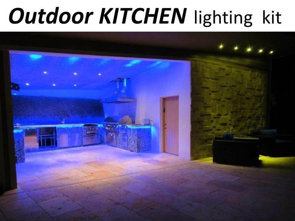 Outdoor Kitchen Light Ebay Blue Led Lights Led Lights Outdoor Kitchen Lighting