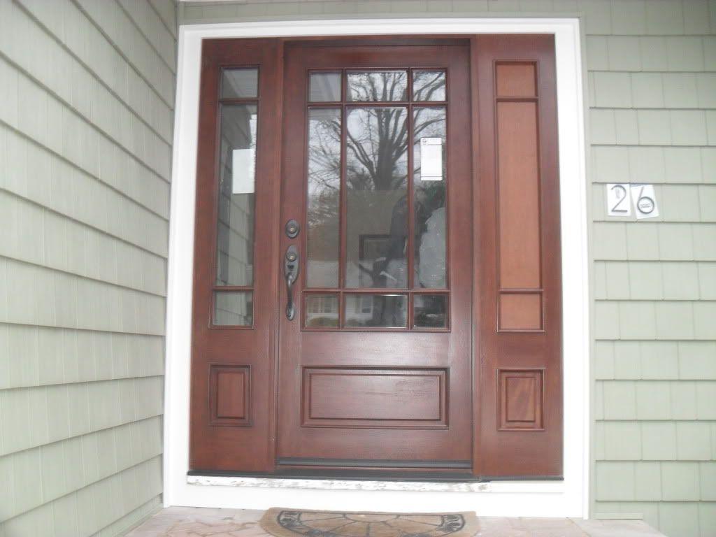 Jeld Wen Aurora A5509 Jeld Wen Exterior Doors Fiberglass Exterior Doors Front Door