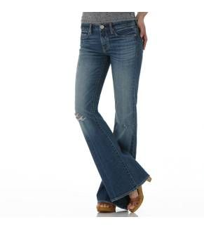 AE high rise flare jeans