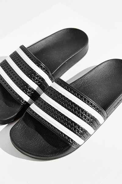 8cff47dc3 adidas Originals Adilette Pool Slide Womens Sandal - Urban Outfitters