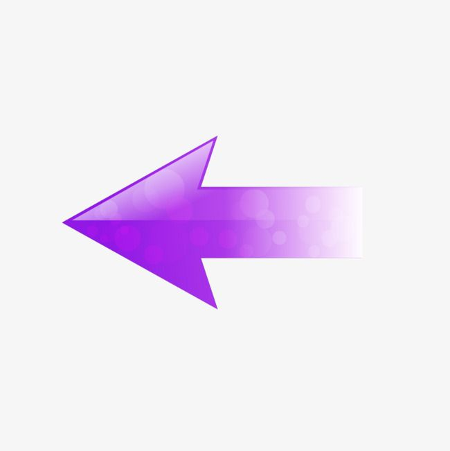 Purple Left Arrow Arrow Icons Purple Icons Purple Arrow Png And Vector With Transparent Background For Free Download Icon Set Design Left Arrow Arrow