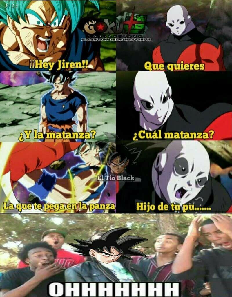 Jajajajajaja X3 Memes Divertidos Personajes De Goku Memes De