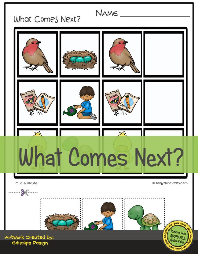 Spring Prek Activities Digi Download   Kid activities, Worksheets ...