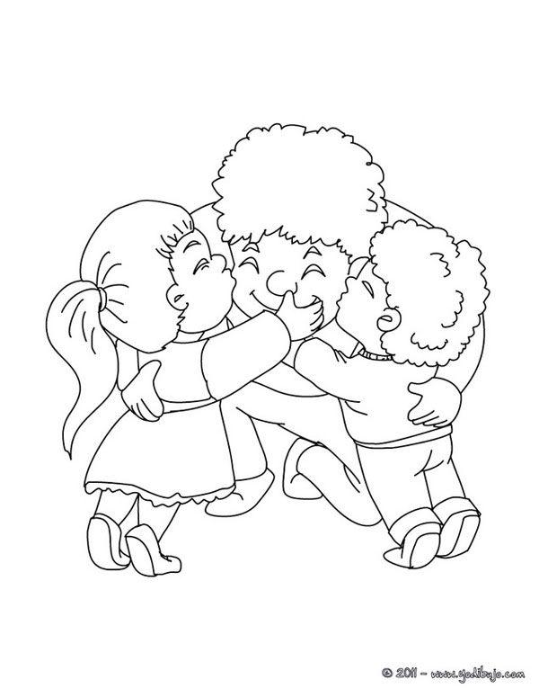 6 Dibujos Para El Dia Del Padre Osos Pinterest