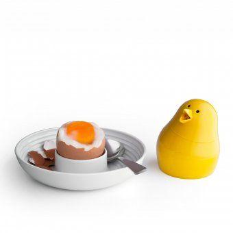design3000 salz pfefferstreuer jib jib mit eierbecher. Black Bedroom Furniture Sets. Home Design Ideas