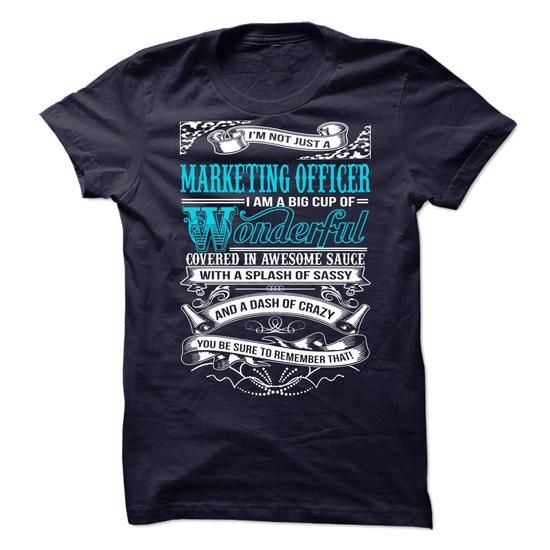 Marketing Officer T Shirts, Hoodie