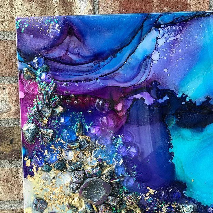 Pin von Chelsea Lavigne Wall auf Art Tuschemalerei