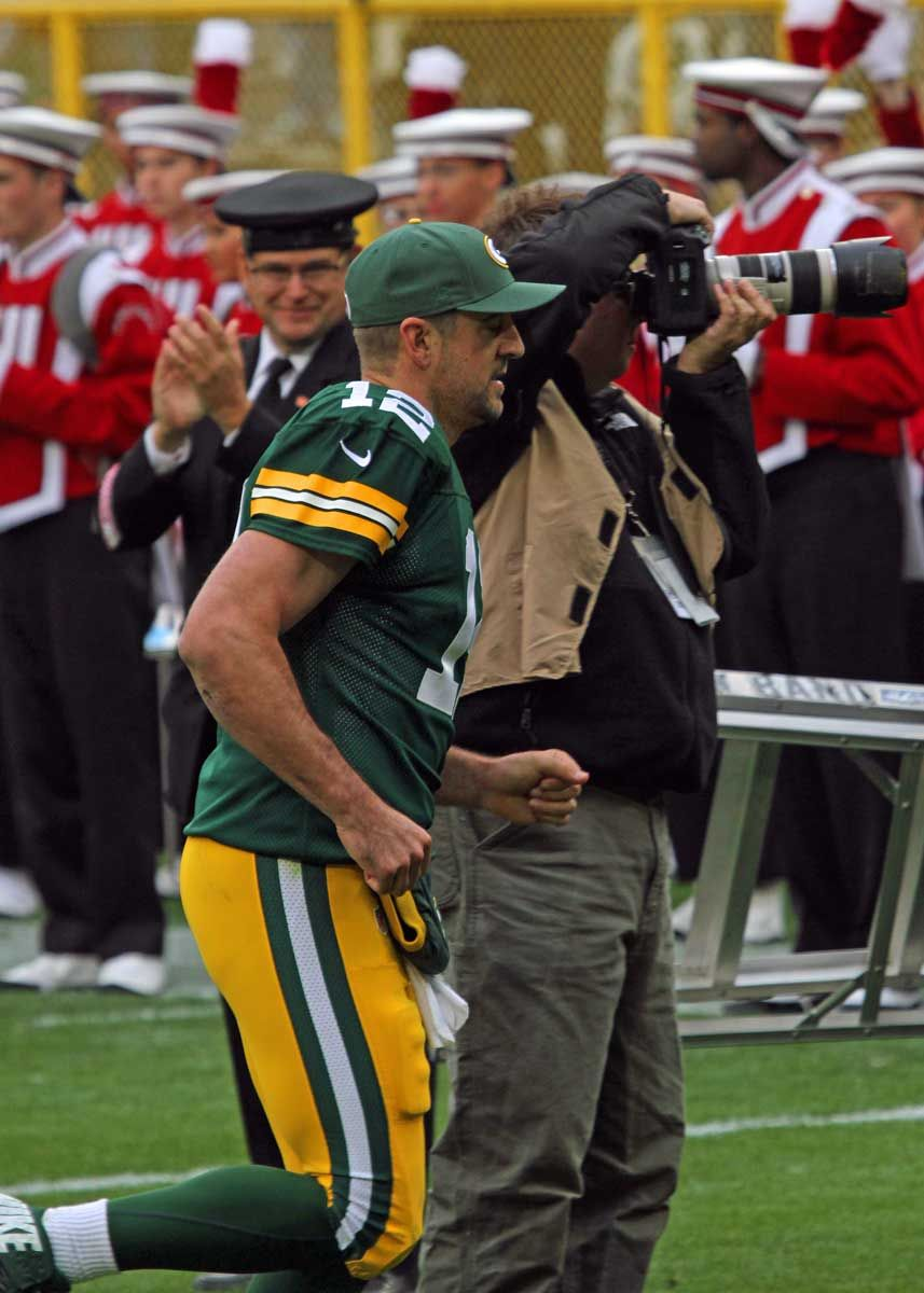 Photos Packers Fans Green Bay Packers Aaron Rodgers Green Bay